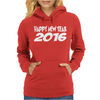 Happy New Year 2016 Christmas Party Womens Hoodie