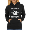 Happy New Year 2016. Womens Hoodie