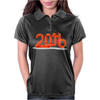 Happy New Year 2016 Womens Polo