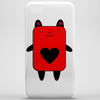 Happy Red Devil Phone Case