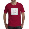 Happy Snowman Mens T-Shirt