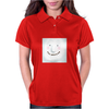 Happy Snowman Womens Polo