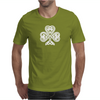Happy St Patricks Day Logo Funny Mens T-Shirt