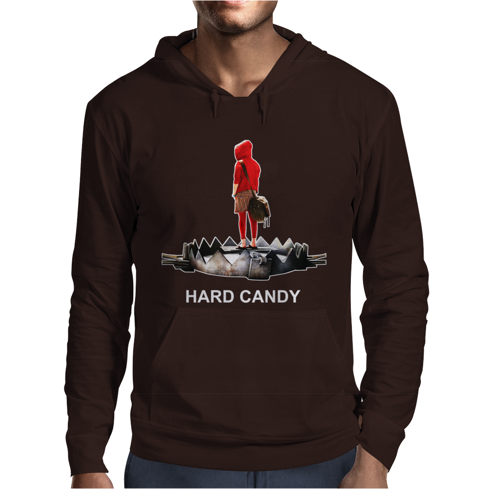 Hard Candy Red Riding Hood Movie Mens Hoodie