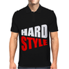 Hard Style Bass Edm Music Mens Polo