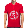 Hardcore Will Never Die Mens Polo