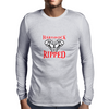 Hardrock Ripped Mens Long Sleeve T-Shirt