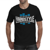 Hardstyle Blue EQ Mens T-Shirt
