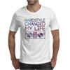 Hardstyle Changed My Life Mens T-Shirt
