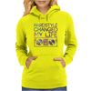 Hardstyle Changed My Life Womens Hoodie
