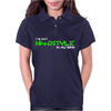 Hardstyle In My Veins Womens Polo