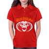Hardstyle Skull Womens Polo