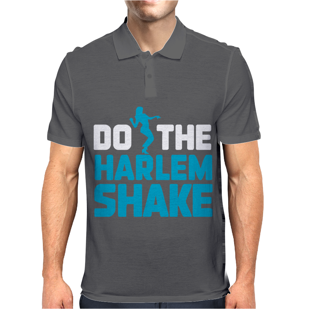 Harlem Shake Mens Polo