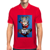 HARLEY QUINN Mens Polo