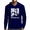 Harry Palmer Don't Call Me Four Eyes Mens Hoodie