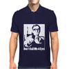 Harry Palmer Don't Call Me Four Eyes Mens Polo