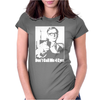 Harry Palmer Don't Call Me Four Eyes Womens Fitted T-Shirt