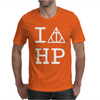 Harry Potter Deathly Hallows Mens T-Shirt