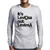 Harry Potter Leviosa Mens Long Sleeve T-Shirt