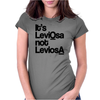 Harry Potter Leviosa Womens Fitted T-Shirt