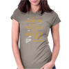 Harry Potter Wizard Girl Womens Fitted T-Shirt