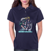Haruka and Michiru Watercolor Womens Polo