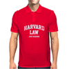 Harvard Law - Just kidding Mens Polo