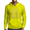 Haters Gonna Hate Ain'ters Gonna Ain't. Mens Hoodie