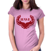 Have Heart Womens Fitted T-Shirt