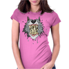 Have No Fear Womens Fitted T-Shirt