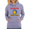 Have no fear Womens Hoodie