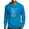 have you tried turning it off and on again Mens Hoodie