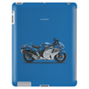 Hayabusa in Blue Tablet (vertical)