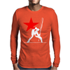 he Clash Inspired Long Sleeve Mens Long Sleeve T-Shirt