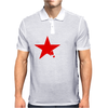 he Clash Inspired Long Sleeve Mens Polo