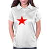 he Clash Inspired Long Sleeve Womens Polo