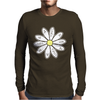 HE LOVES ME HE LOVES ME NOT Mens Long Sleeve T-Shirt