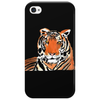 He Roars -  Tiger Watercolor Print Phone Case