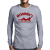 he Wire - Orlando's Gentlemans Club - Cult TV Mens Long Sleeve T-Shirt