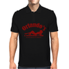 he Wire - Orlando's Gentlemans Club - Cult TV Mens Polo