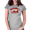 he Wire - Orlando's Gentlemans Club - Cult TV Womens Fitted T-Shirt