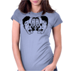 Head Doodle Womens Fitted T-Shirt
