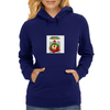 Head over Heels for Christmas But... Womens Hoodie