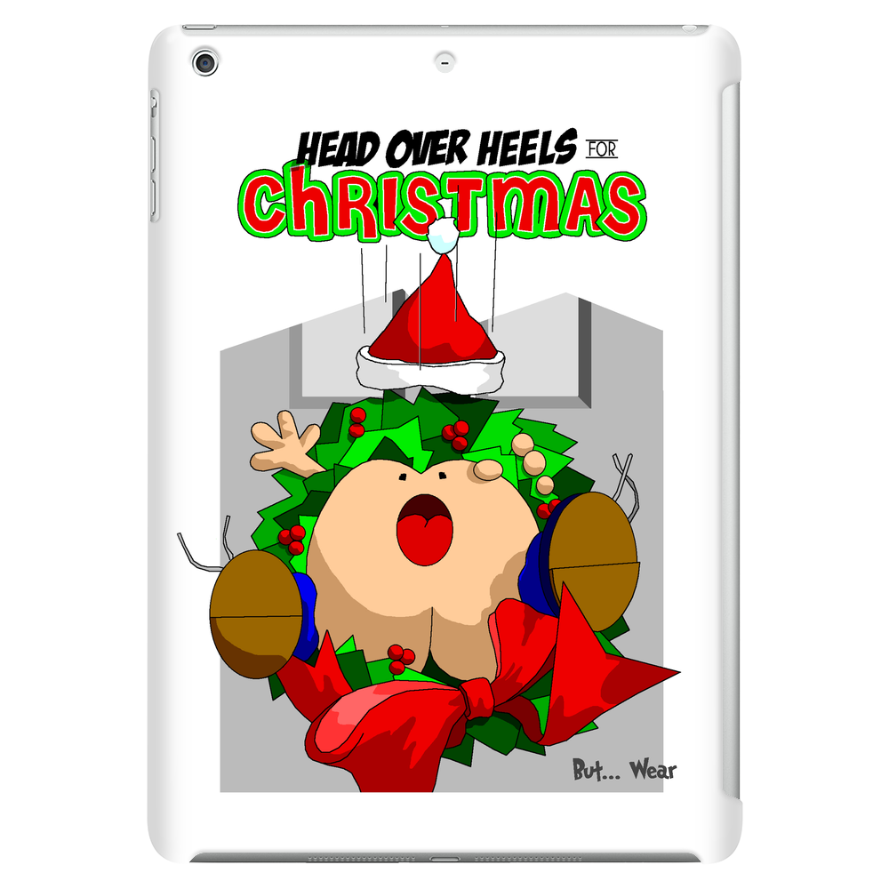 Head Over Heels for Christmas Tablet