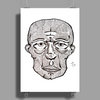 Head Poster Print (Portrait)