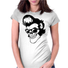 Head Rockabilly Womens Fitted T-Shirt