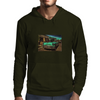 Headin' For The River Mens Hoodie