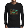 Headin' For The River Mens Long Sleeve T-Shirt