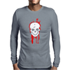 Headshot Mens Long Sleeve T-Shirt