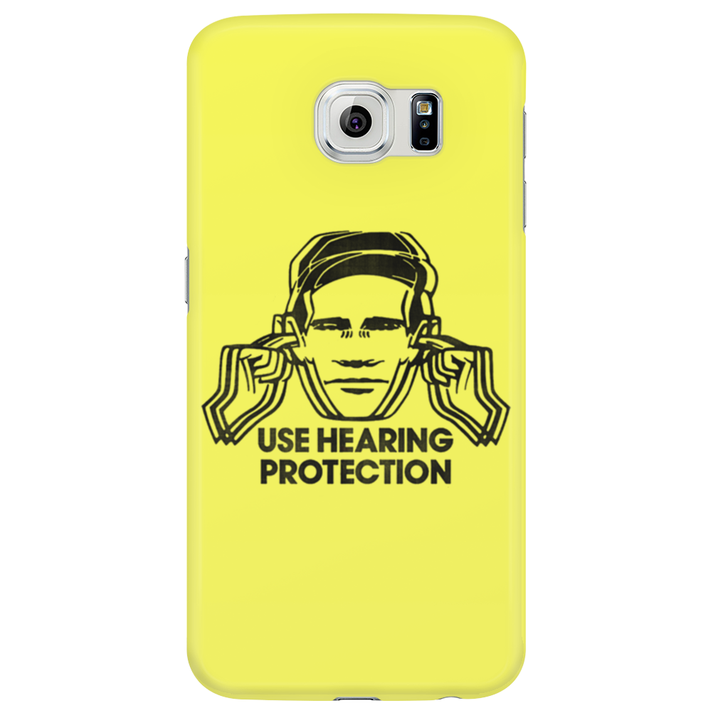 Hearing Protection Phone Case
